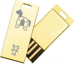 TRANSCEND JetFlash T3G 32GB (Golden) Limited Edition